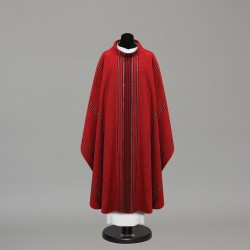 Gothic Chasuble 10310 - Red