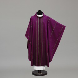 Gothic Chasuble 10313 - Purple