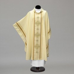 Gothic Chasuble 10317 - Cream