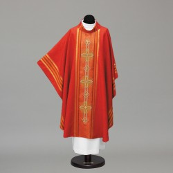 Gothic Chasuble 10319 - Red
