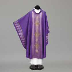 Gothic Chasuble 10320 - Purple