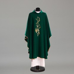 Gothic Chasuble 10322 - Green  - 2