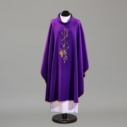 Gothic Chasuble 10323 - Purple