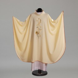 Gothic Chasuble 10324 - Cream