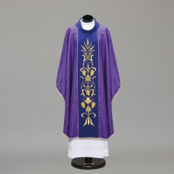 Gothic Chasuble 10328 - Purple