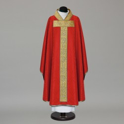 Gothic Chasuble 10332 - Red