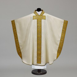 Gothic Chasuble 10333 - Cream