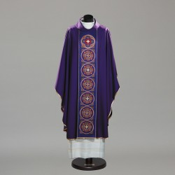 Gothic Chasuble 10334 - Purple