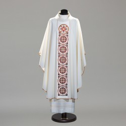 Gothic Chasuble 10335 - Cream