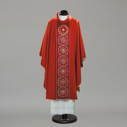 Gothic Chasuble 10337 - Red