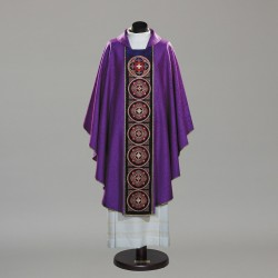 Gothic Chasuble 10340 - Purple
