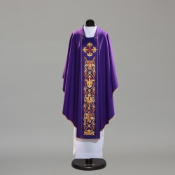 Gothic Chasuble 10344 - Purple