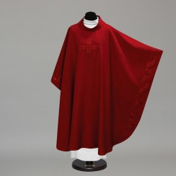 Gothic Chasuble 10346 - Red