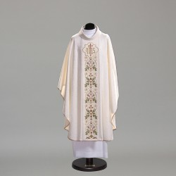 Gothic Chasuble 10350 - Cream