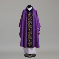 Gothic Chasuble 10351 - Purple