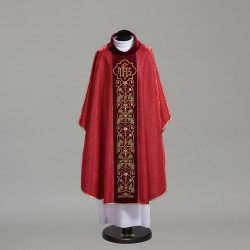 Gothic Chasuble 10353 - Red  - 4