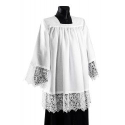 Traditional Surplice with...