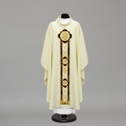 Gothic Chasuble 10374 - Cream
