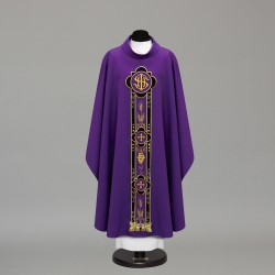 Gothic Chasuble 10375 - Purple