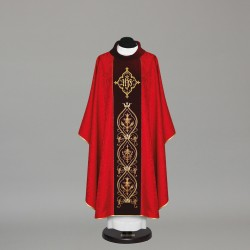 Gothic Chasuble 10376 - Red
