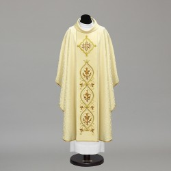 Gothic Chasuble 10378 - Cream