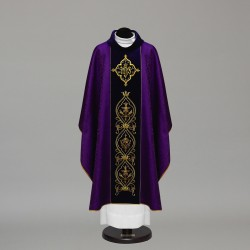 Gothic Chasuble 10379 - Purple