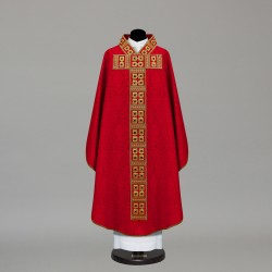 Gothic Chasuble 10384 - Red