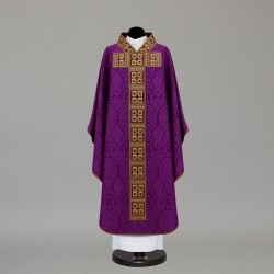 Gothic Chasuble 10386 - Purple