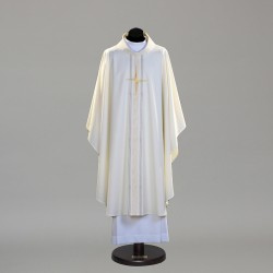 Gothic Chasuble 10388 - Cream