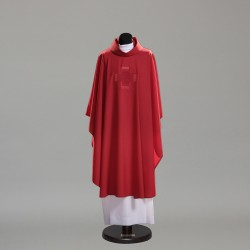 Gothic Chasuble 10394 - Red