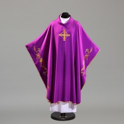Gothic Chasuble 10399 - Purple
