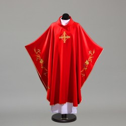 Gothic Chasuble 10400 - Red