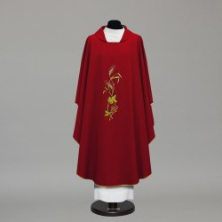 Gothic Chasuble 10401 - Red