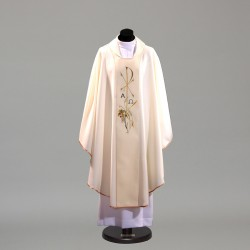 Gothic Chasuble 10407 - Cream