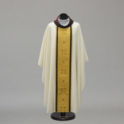 Gothic Chasuble 10349 - Cream