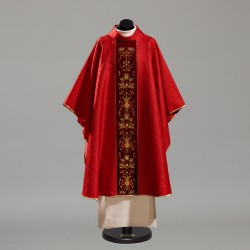 Gothic Chasuble 10409 - Red