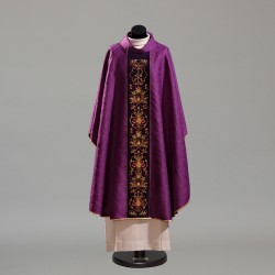 Gothic Chasuble 10411 - Purple