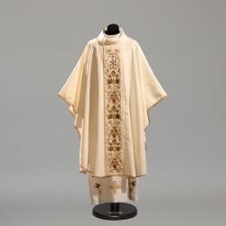 Gothic Chasuble 10412 - Cream