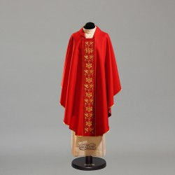 Gothic Chasuble 10418 - Red