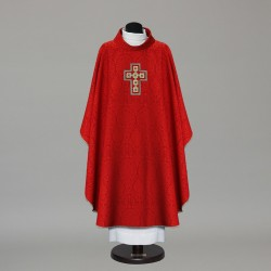 Gothic Chasuble 10419 - Red