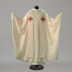 Gothic Chasuble 10420 - Cream