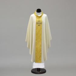 Gothic Chasuble 10423 - Cream