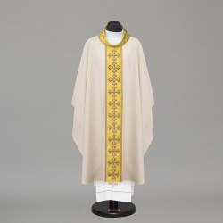 Gothic Chasuble 10425 - Cream