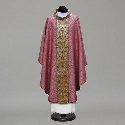 Gothic Chasuble 10428 - Rose