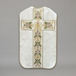 Roman Chasuble 10439 - Cream  - 4
