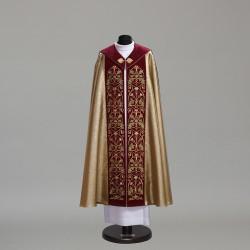 Gothic Cope 10456 - Gold