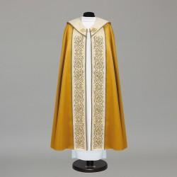 Gothic Cope 10459 - Gold