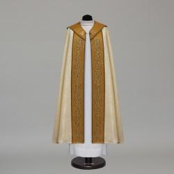 Gothic Cope 10463 - Gold