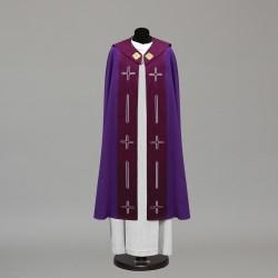 Gothic Cope 10466 - Purple  - 1