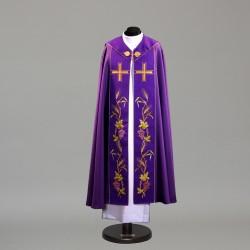 Gothic Cope 10471 - Purple  - 1
